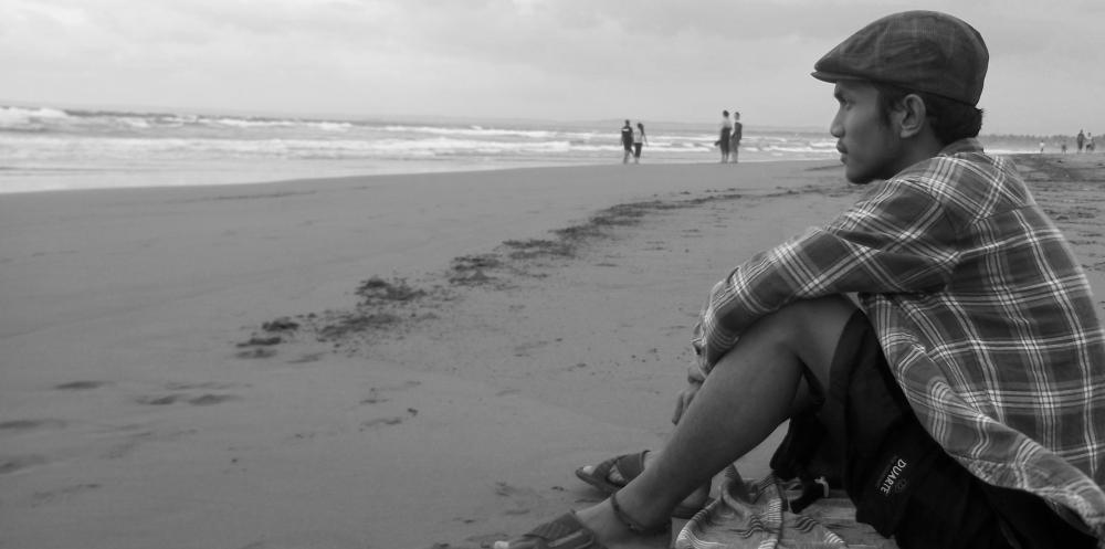Menyapa Pantai